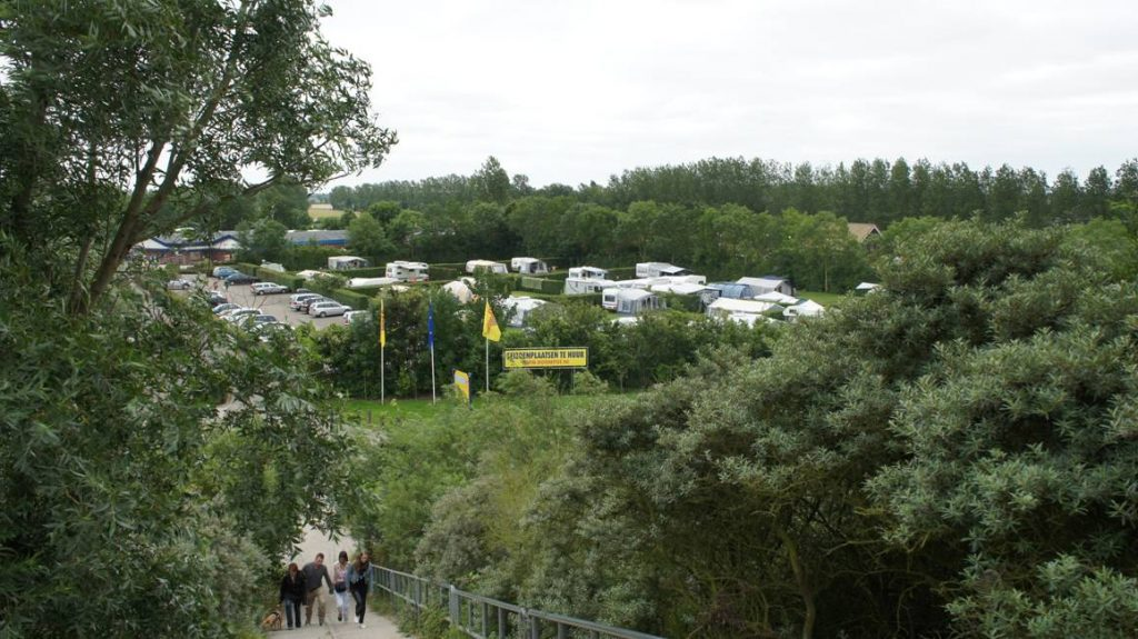 Strand Camping Groede
