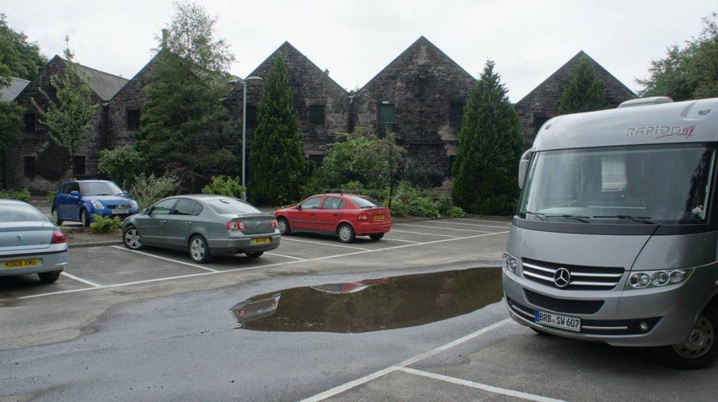 schottische Destillerie