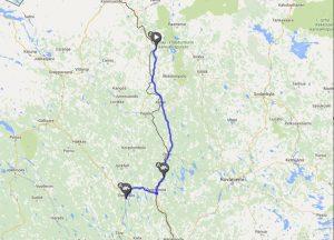 mit dem Wohnmobil nach Schweden ein privater Reisebericht wohin und welche Strecken sind schön?