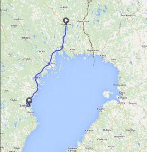 mit dem Wohnmobil in Schweden ein privater Reisebericht wohin und welche Strecken sind schön?
