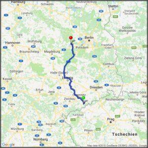 mit dem Wohnmobil nach Prag, Tschechien