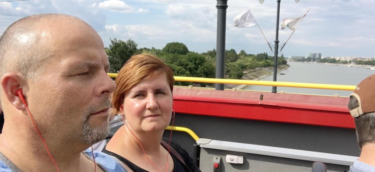 Budapest mit dem Hoppon Hoppoff Bus erleben