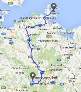 mit dem Reisemobil im Winter nach Schweden