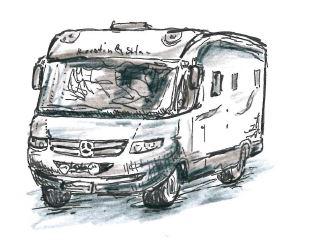 Reisebericht Reiseberichte Wohnmobil Reisemobil